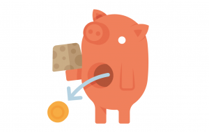 Piggy - repay student loan