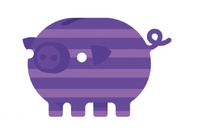 Help with tax purple pig