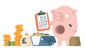 Organised pig - keep good order
