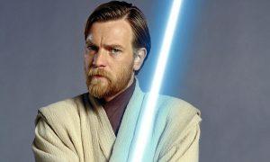 Star Wars - Ewan McGregor as Obi-Wan