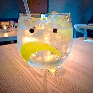 Gin & Tonic Face