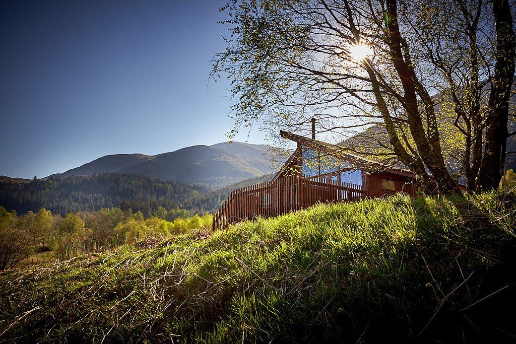 Strathyre Cabin