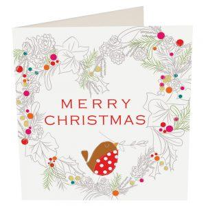 Caroline Gardner Christmas Card