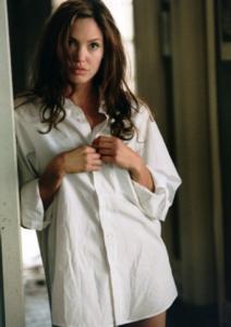 Angelina White Shirt