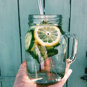 Infused Water Featured Img