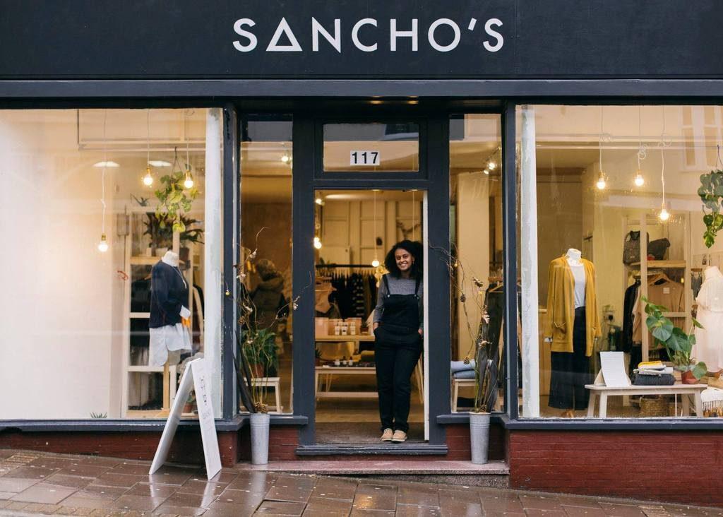 Sancho's Shop, Exeter
