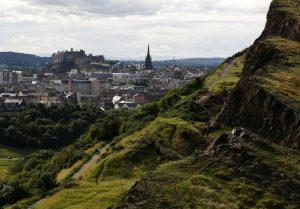 Edinburgh Holyrood Park & Arthurs Seat