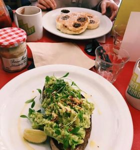 Boscanova food, Bournemouth