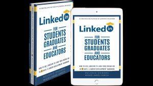 LinkedIn for Students, Graduates & Educators - book launch