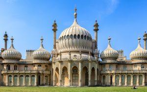 Brighton Royal Pavilion - by Qmin