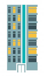City Tower Block