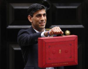 Chancellor delivers budget 2020