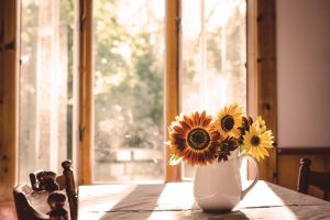 Hygge - Fresh air and flowers
