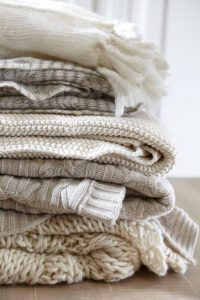 Hygge blankets and throws