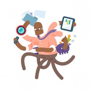 Multitasking or burnout